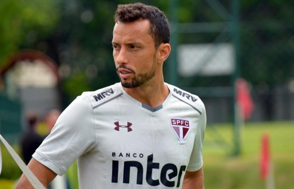 Jogador não tem futuro certo no São Paulo (Foto: (Foto: Érico Leonan/SPFC))