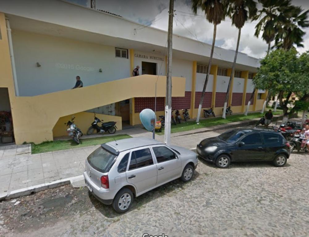 Sede da Câmara de Pentecoste(Foto: GOOGLE STREET VIEW)