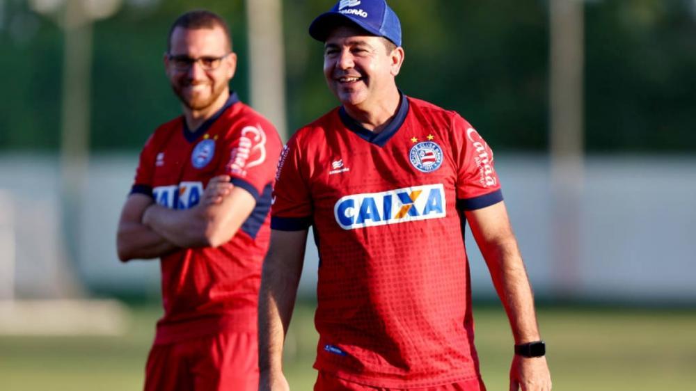 Última equipe de Enderson Moura foi o Bahia