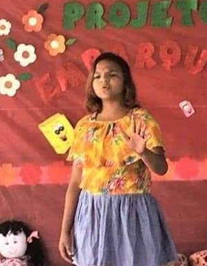 Clênia Sousa Santos tinha apenas 14 anos
