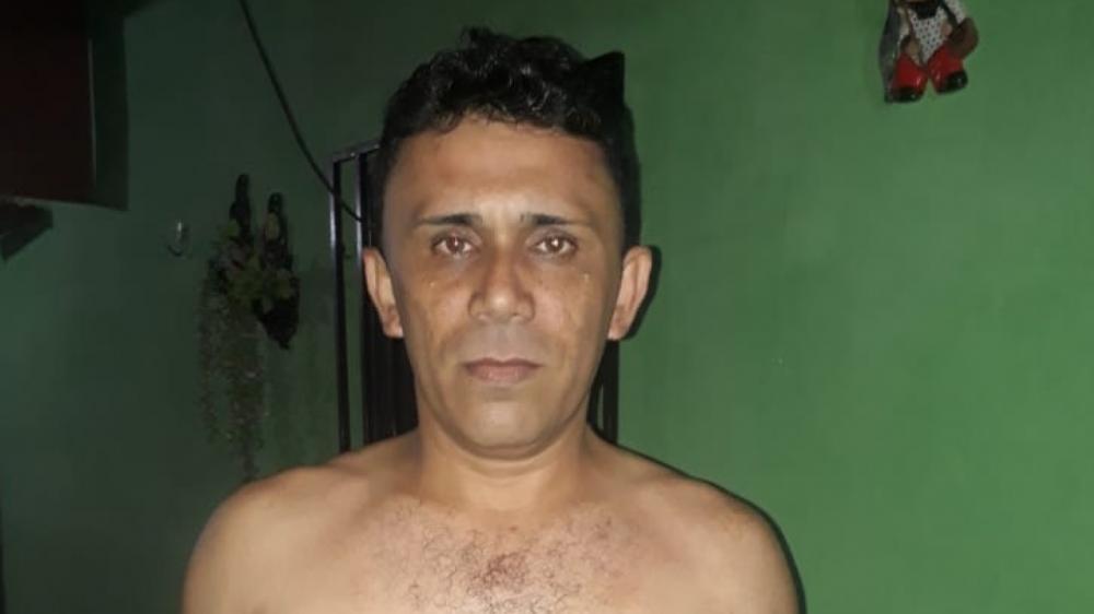 Homem foi localizado na Serra da Assunção, em Itapipoca.