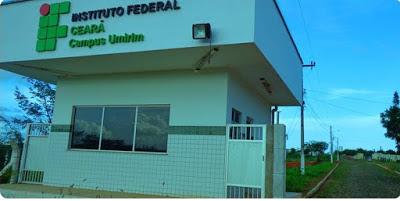 IFCE Umirim abre vaga para professor substituto