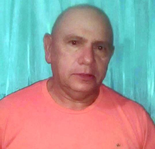 O aniversariante do dia: Vicente Camará