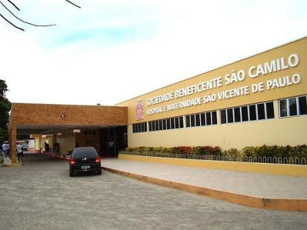 Hospital São Camilo em Itapipoca