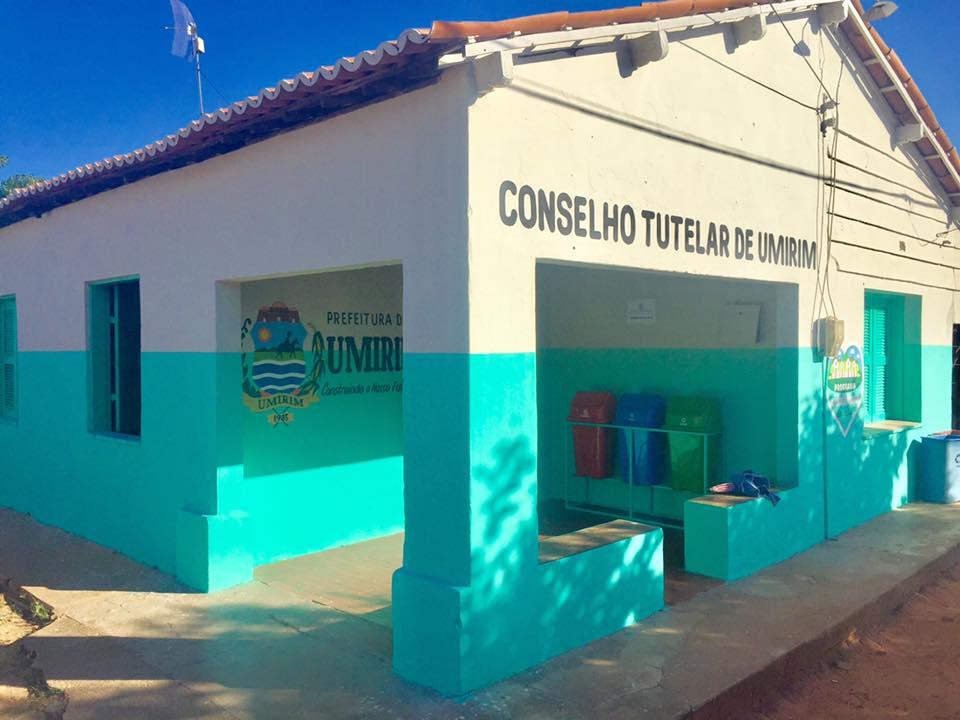 Sede do Conselho Tutelar em Umirim