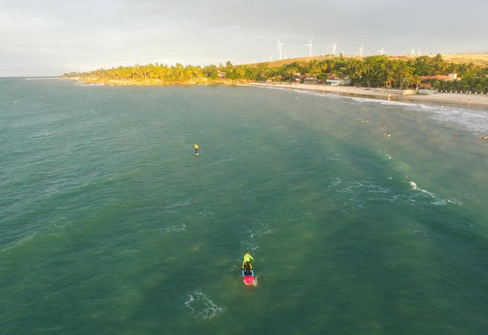 Taíba - Litoral Oeste do Ceará — Foto: Natinho Rodrigues/SVM