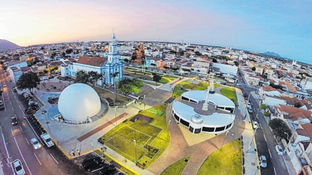 Sobral registra a mais temperatura do Brasil, aponta Funceme — Foto: SVM