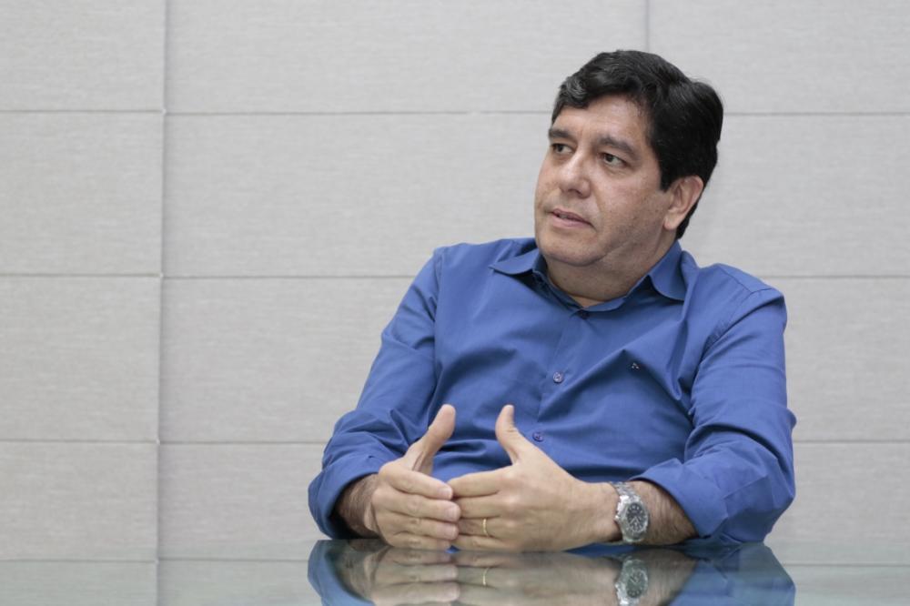 Carlos Roberto Martins Rodrigues Sobrinho, conhecido como Doutor Cabeto, médico cardiologista que responde pela Secretaria de Saúde do Ceará (Sesa-CE)