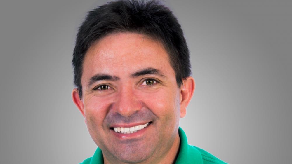 Prefeito de Granjeiro, João Gregório Neto.