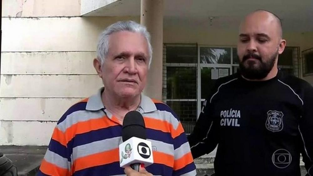 Hilson Paiva, ex-prefeito de Uruburetama.