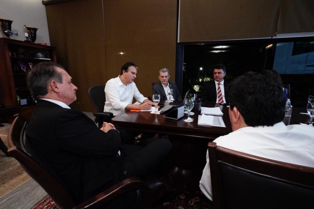 Comissão estadual de enfrentamento a pandemia do Coronavírus no Ceará