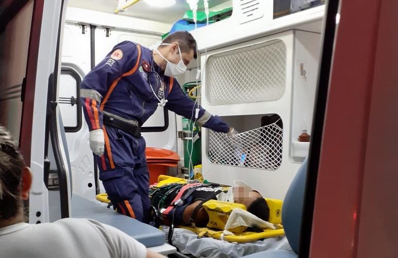 Acidente deixa um morto e outro gravemente ferido na BR-222 em Umirim