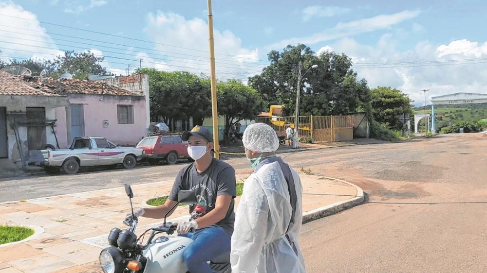 Apenas quatro municípios cearenses não têm casos da Covid-19