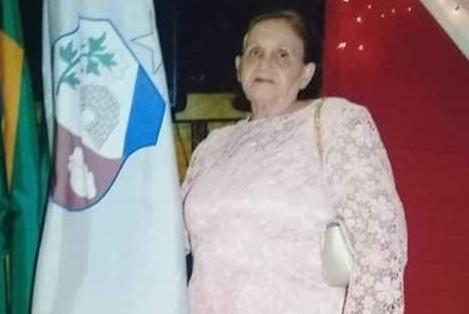 Aos 81 anos, morre Idalina Pinheiro, ex-presidente da câmara de Umirim