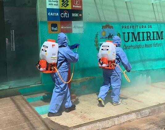 Coronavírus em Umirim: 75 casos confirmados, 14 óbitos e 29 pacientes curados