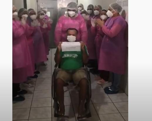 Hospital de Umirim registra a primeira alta de paciente que contraiu a COVID-19