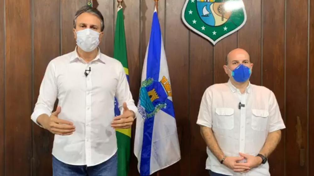 Estado anuncia isolamento rígido em Acaraú, Caucaia, Itapipoca, Itarema, Maracanaú, Sobral e Camocim