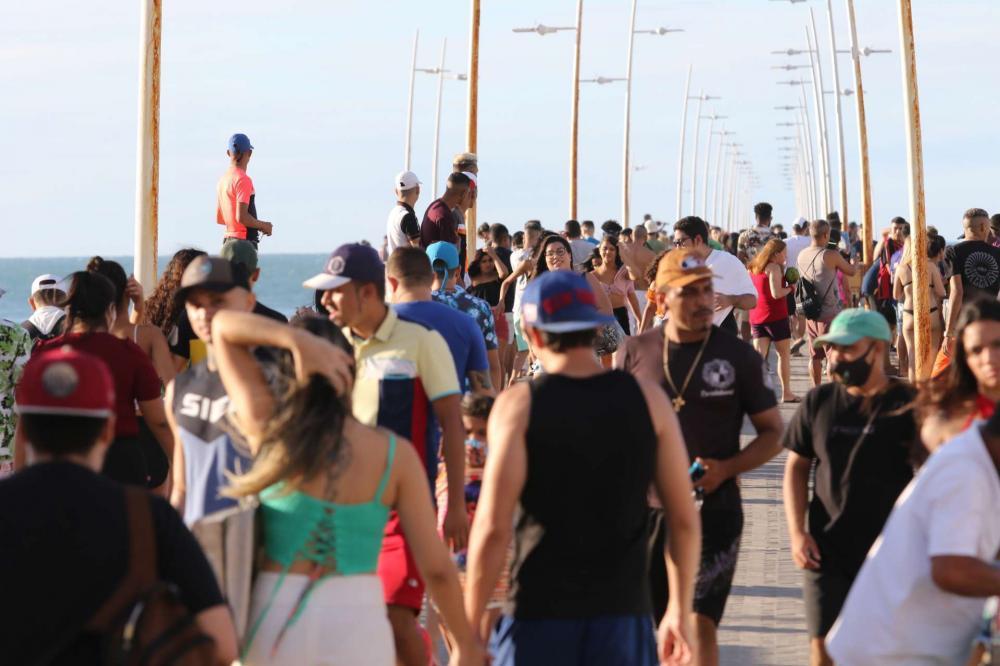 Ceará teve a 2ª menor taxa de transmissão do País em junho