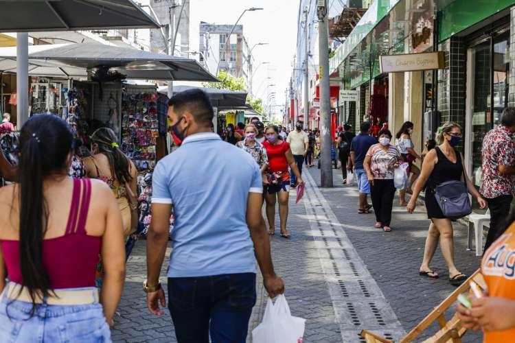 Confira em que fase da retomada cada município do Ceará estará a partir de segunda, 13